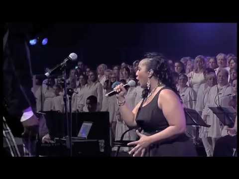 singout GOSPEL Mass Choir ft Lurine Cato/ I believe I can fly
