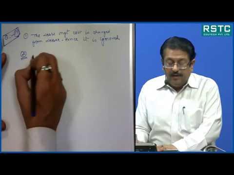 RAJESH MAKKAR CA FINAL SFM LEASING  LECTURE 1B