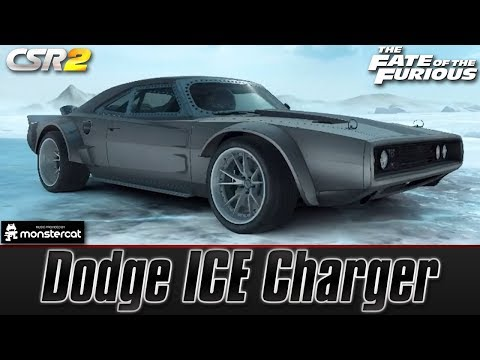CSR Racing 2: Dodge ICE Charger | The Fate of the Furious [Shaw's Fate]