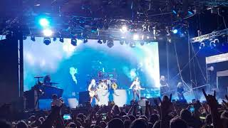 Nightwish - The Greatest Show on Earth (LIVE AT VARNA MEGA ROCK)