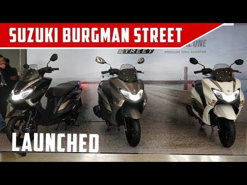 Suzuki Burgman 650 Price In Delhi