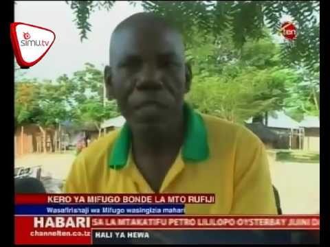 Mgogoro Wa Wakulima Na Wafugaji Mkoani Pwani