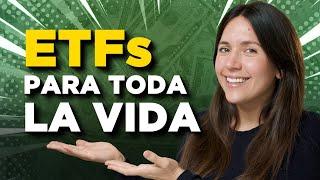Los mejores ETFs para invertir y mantener toda la vida