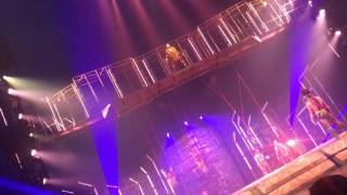 "Swiss Rings/Bungee from Cirque du Soleil's ""Volta"" Live Montreal 04.22.17"