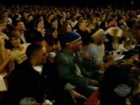 2002  MTV  Music Awards IntroFUNNY!!!