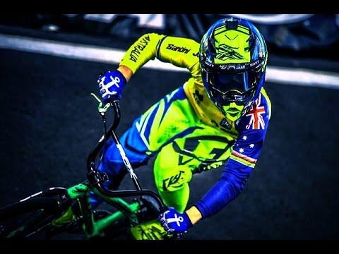 BMX RACING ATHLETE - CAROLINE BUCHANAN