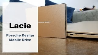 Lacie Porsche Design USB-C Mobile drive Review