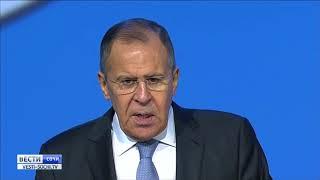 Лаврова перебили выкрики из зала на конгрессе нацдиалога Сирии в Сочи