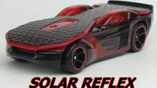 """#2-672 """"Solar Reflex"""" vs """"HW40"""" vs """"Toyota Land Cruiser FJ40"""" Hot Wheels.wmv"""