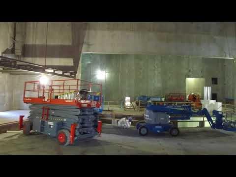 Mukwonago High School Construction Progress 10-8-17