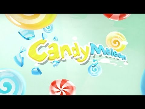 CandyMeleon - iPhone/iPod Touch/iPad - HD Gameplay Trailer