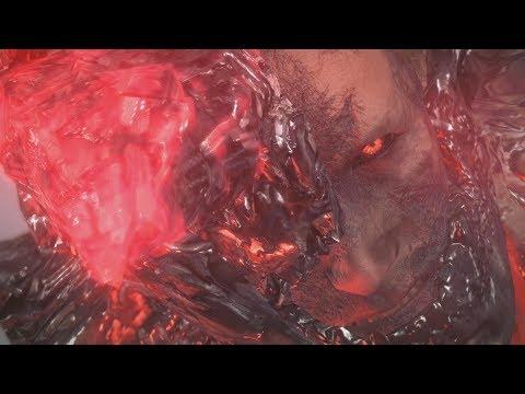 Metal Gear Survive: Wanderer Boss Fight