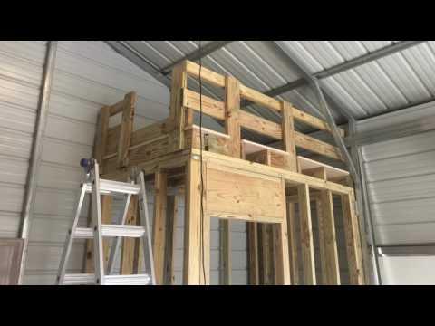 Bathroom & Loft Build