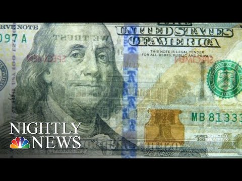 Fake Cash Used In Hollywood Movies Could Be Making Its Way Into The Real World | NBC Nightly News