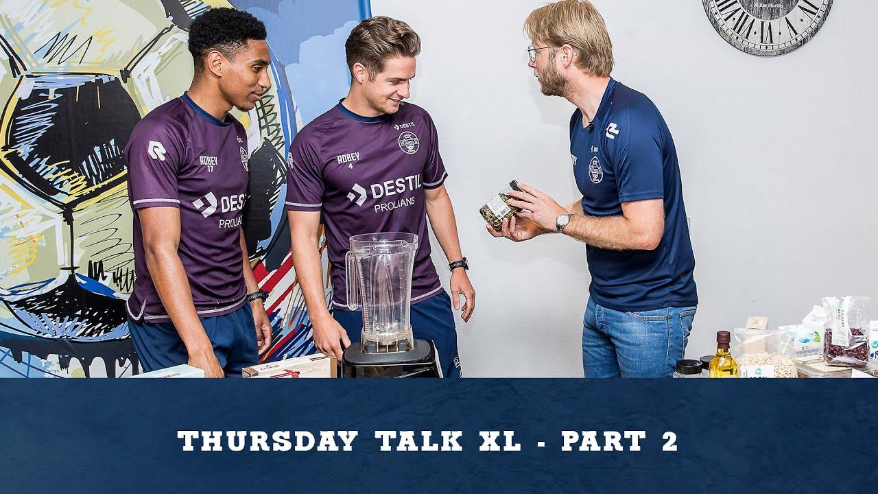 Thursday Talk XL / Part 2 / Willem II Betrokken