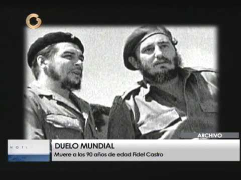 Conozca quién fue Fidel Castro, líder la revolución cubana