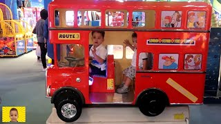 Wheels on the Bus Go Round and Round | Nursery Rhymes for kids