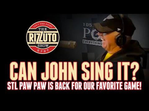 Can John Sing It [Rizzuto Show]