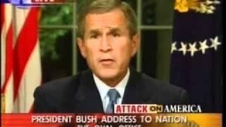 George W. Bush Sept. 11 Address to the Nation.wmv