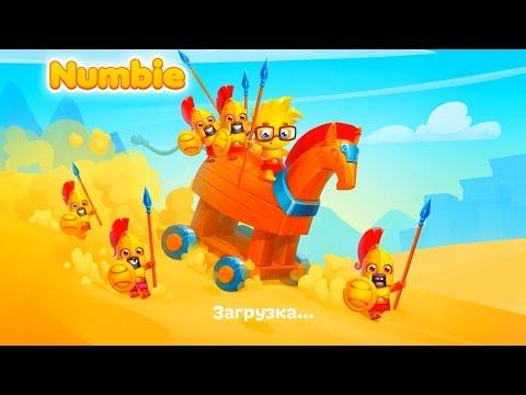 Маша и Медведь новая игра для детей Веселая Математика Урок #3 5