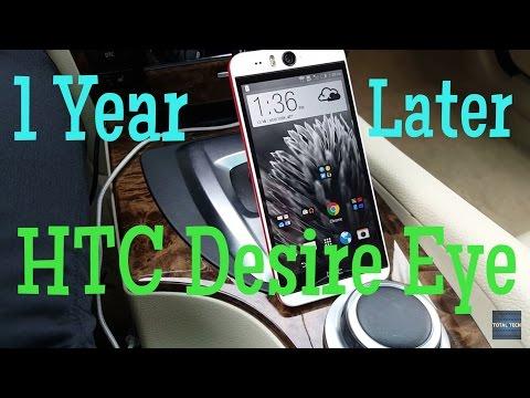 HTC Desire Eye after a Year