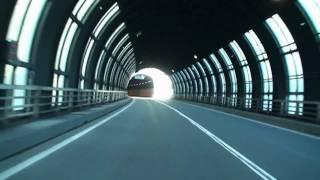 土湯Tsuchiyu Tunnel (R115, Fukushima City / Inawashiro Town, Fukushima Pref., 3360m)