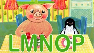 Alphabet ABC Phonics - Part 3: L, M, N, O , and P   CoComelon Nursery Rhymes & Kids Songs
