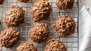 How to Make 2-Ingredient Banana Cookies (Live Recipe Demo with Lisa)