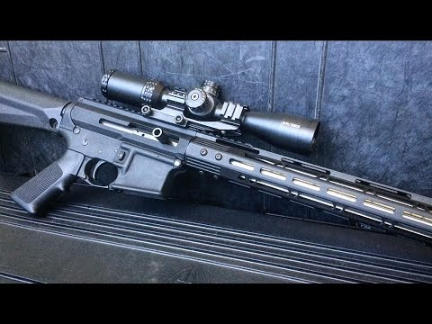 AR-15 Precision Upper On A Budget (BCA 20″ Side Charging SS Upper