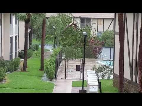 Hurricane Irma in Coral Springs
