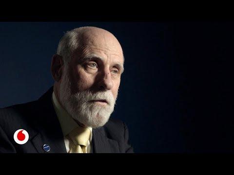 """Vint Cerf: """"La conectividad permanente, el siguiente paso de la evolución humana"""""""