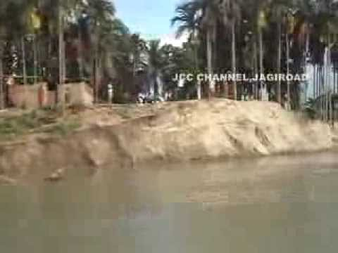 Brahmaputra River Erosion Morigaon