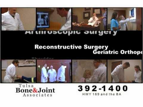 Tulsa Bone & Joint Associates- Orthopaedic Surgeons, Sports Medicine Rheumatology