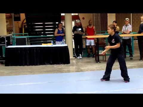 Jeet Kune Do Calgary - Street self defence application by female