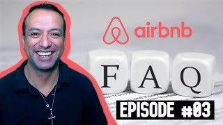 Gambar cover Imperiobnb Answers you   Airbnb FAQ Episode 03
