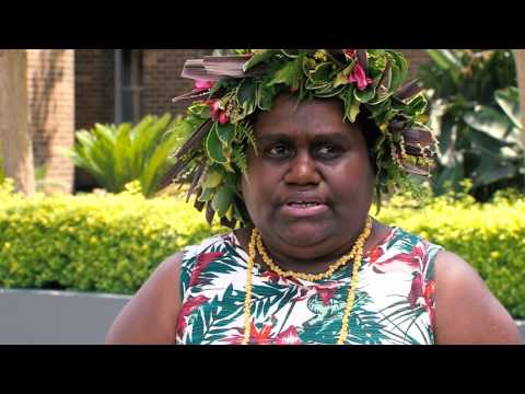 Student Profile - Freda Pitakaka, Solomon Islands