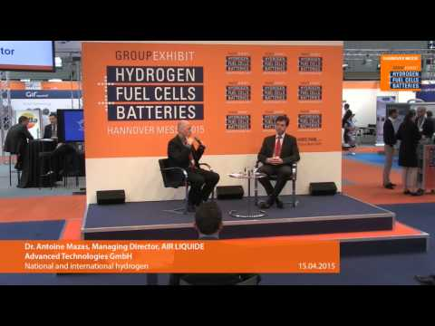 National and international hydrogen mobility developments
