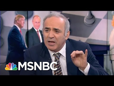 How Russia Is Impacting 2016 Race | MSNBC