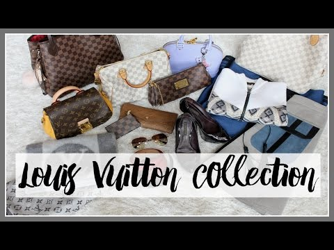 Louis Vuitton Collection || Bags, Shoes, Accessories & More!