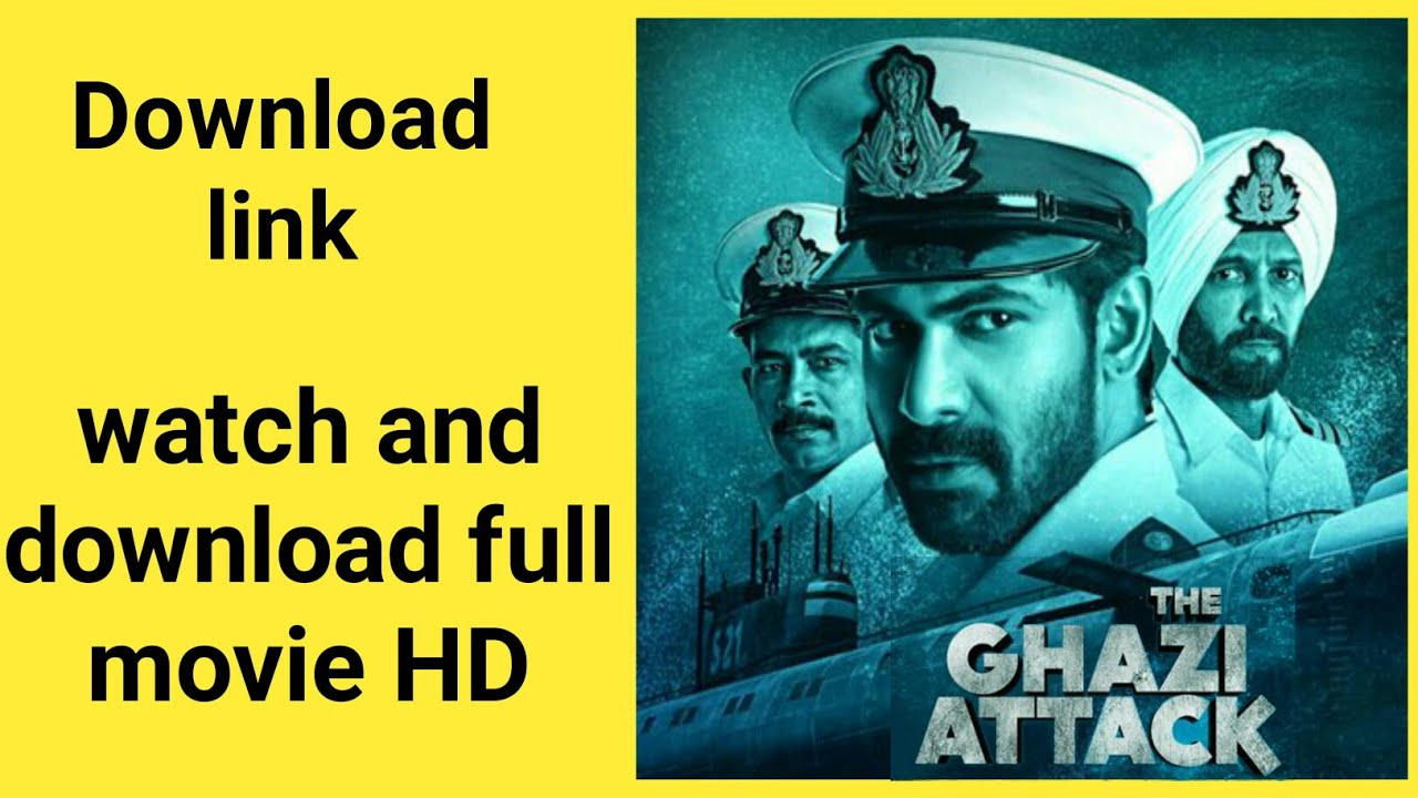 The Ghazi Attack 3 full movie hindi hd download