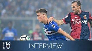 Sampdoria-Genoa, Praet: «Ci è mancato solo il gol»