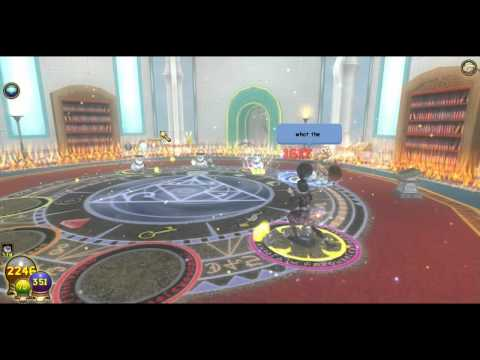 Wizard101: Ghost Avalon Dungeon! Ep. 11