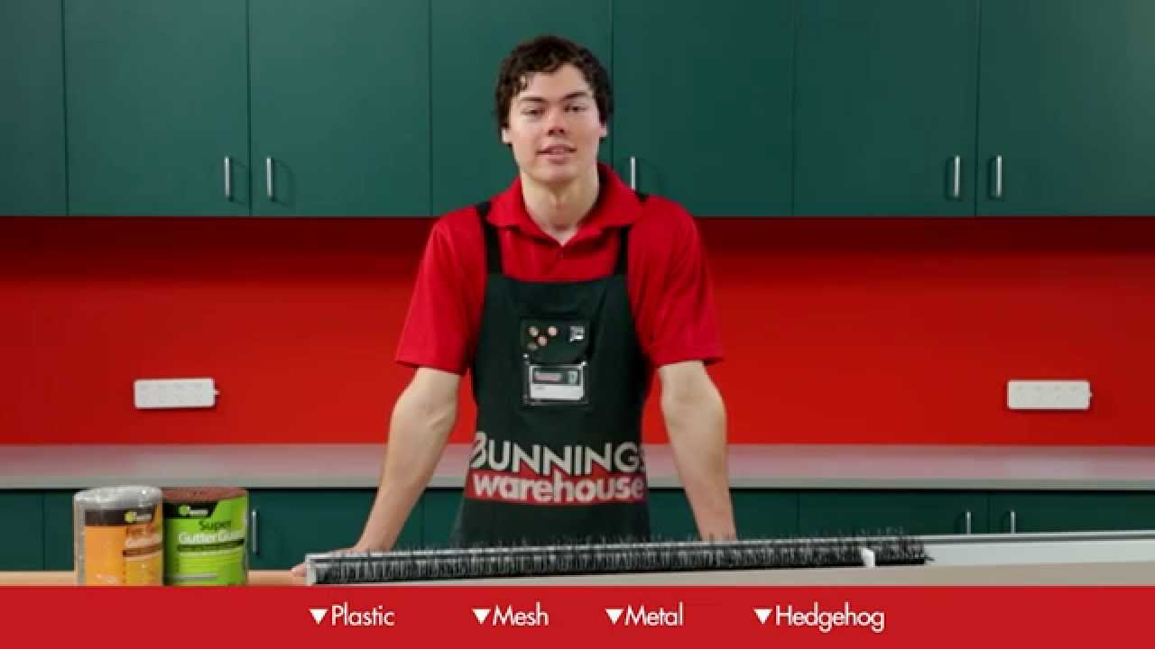 How To Choose Gutter Guards Diy At Bunnings Youtube