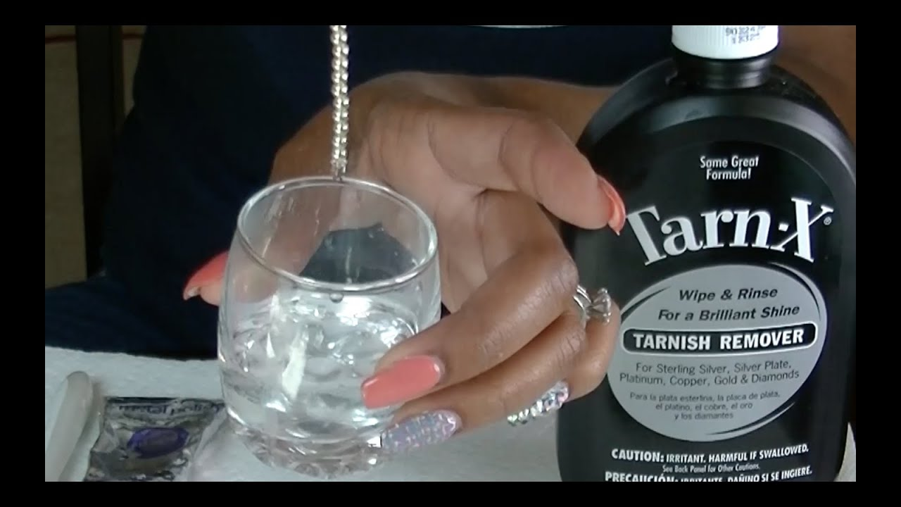 Oh no i ruined my tiffany jewelry how to clean silver jewelry oh no i ruined my tiffany jewelry how to clean silver jewelry youtube solutioingenieria Images
