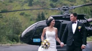 Самая лучшая свадьба в Казахстане  28 08 15г