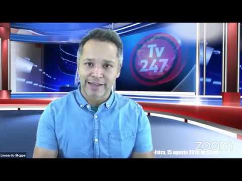 Léo ao quadrado de 15-08-2019 - Bolsonaro ataca a Noruega