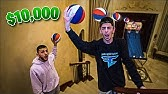 BEST TRICKSHOT WINS $10,000 - Basketball Challenge