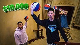 Download BEST TRICKSHOT WINS $10,000 - Basketball Challenge Mp3 and Videos