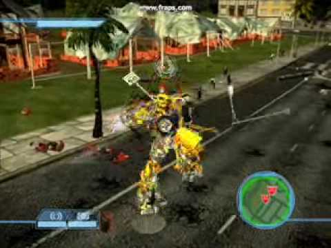 Transformers Bumblebee Games Transformers The Game