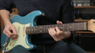 Blues Headlines: Mark Knopfler's Soloing Style